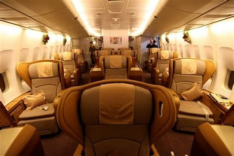 Luxury In The Air! 9 Most Luxurious Planes In The