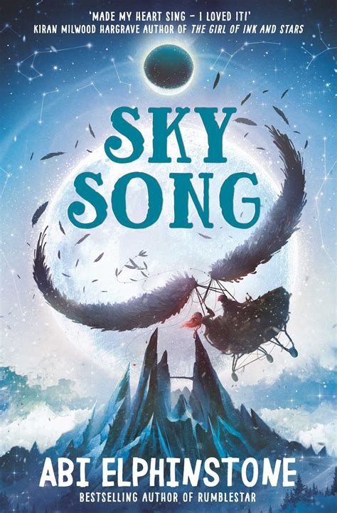 sky song book  abi elphinstone official publisher