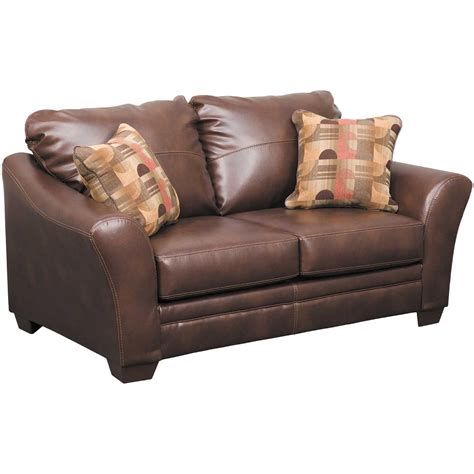 Bonded Leather Loveseat by Bonded Leather Loveseat 3920035