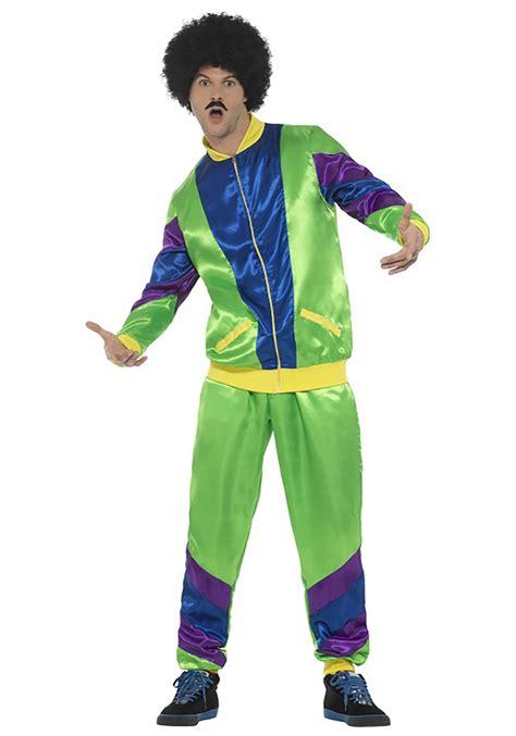 80s Tracksuit Menu0026#39;s Costume