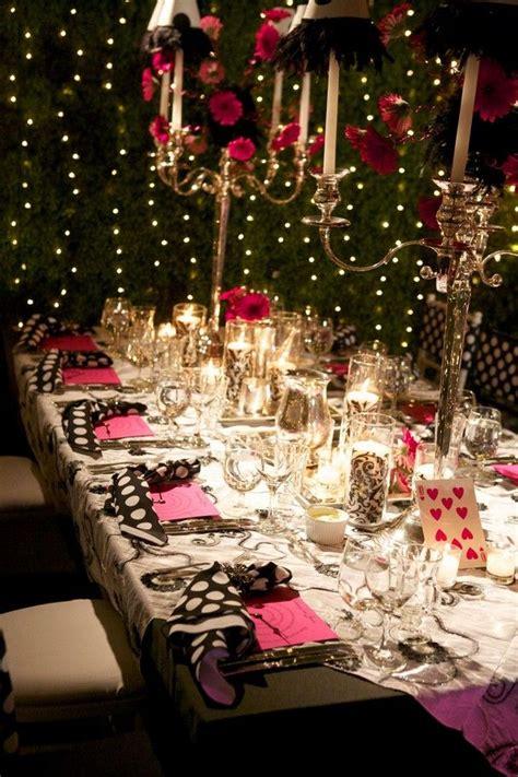 Im Wunderland Tisch by Tisch Deko Sieht Gut Aus Nicht Zu Billig