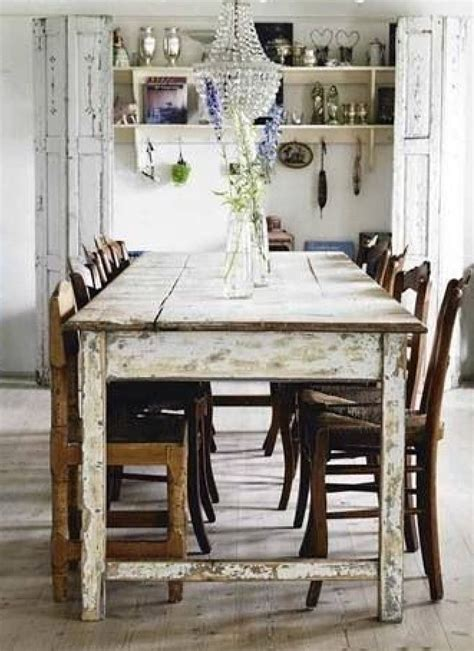 country chic kitchen table comfortable and classic farm style dining tables table 5944