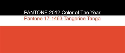 pantone color of the year 2012 pantone 2012 color of the year pantone 17 1463 tpx tangerine tango fashion trendsetter