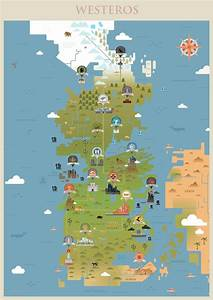 game of thrones map HD Wallpapers Download Free game of ...