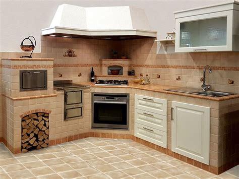 Cucine Di Muratura by Cucine In Muratura Prefabbricate Cucina