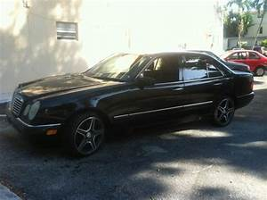 Buy Used 1997 Mercedes E420 In Fort Lauderdale  Florida