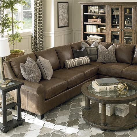Livingroom Sectional by American Casual Ellery Large L Shaped Sectional In 2019