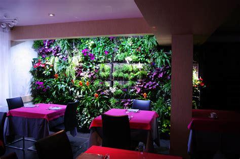 Mur Végétal Et Aquariums Sur Mesure.nature Design