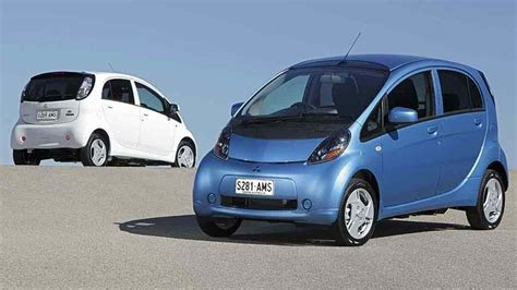 Mitsubishi Electric Car Review by Mitsubishi I Miev Electric Car Review And Test Eco