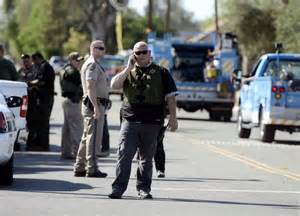 California gas-line explosion at Fresno county sheriff's ...