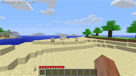 java edition alpha  official minecraft wiki