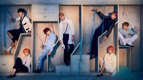 K-pop Boy Band Bts Reveal Full Tracklist For New Album