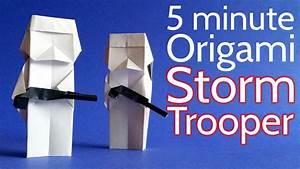 25 Origami Star Wars X
