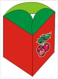 triangle template for kid craft cherries triange box template craft ideas for kids