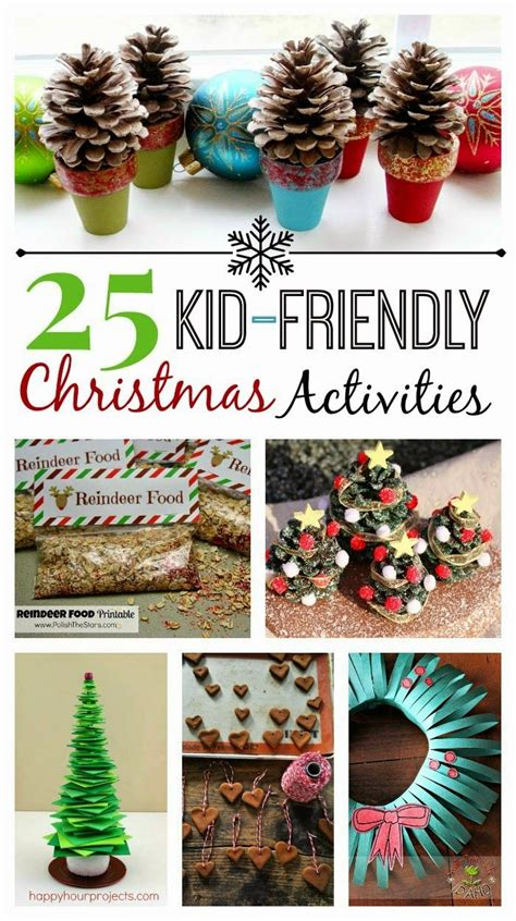kid friendly christmas decorations diy ideas 25 kid friendly activities activities