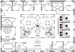Office Layout Plans Solution
