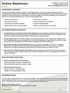 the australian employment guide With australian resume format