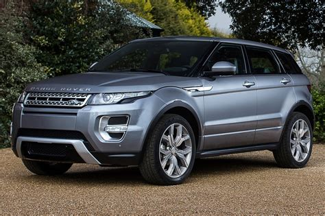 land rover suv used 2015 land rover range rover evoque suv pricing