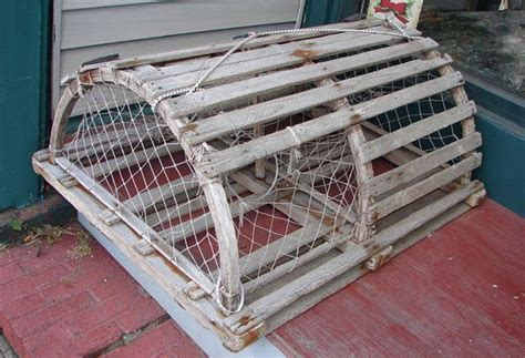 1000 ideas about lobster trap on pinterest maine