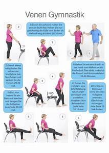Exercise Chart Pdf Pin Von Andrea Sandor Auf Anyapipi Venen Gymnastik