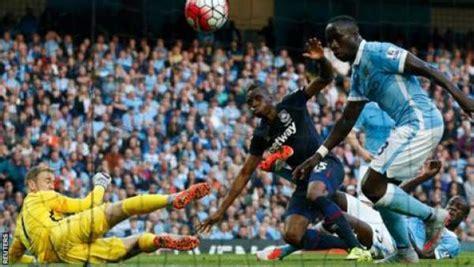 Manchester City vs West Ham United Live Score: Premier ...
