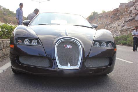 Can't Afford A Bugatti Veyron? How About A Suzuki-based