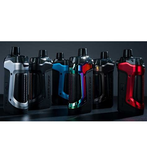 Original Geekvape Aegis Boost Pro Kit 100W Vape 6ml Tank ...