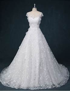 Real picture flowers 2016 lace up back champagne wedding for High back wedding dress