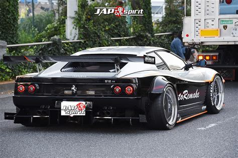 See pictures for details and feel free to ask questions! Stancenation 2016 cool modified Ferrari 512TR by auto ...