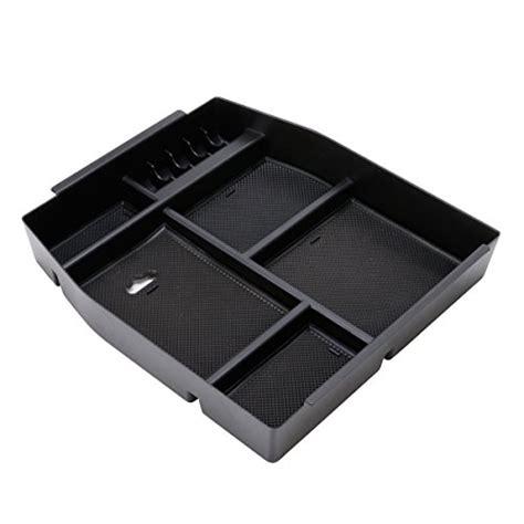 edbetos center console armrest storage box insert