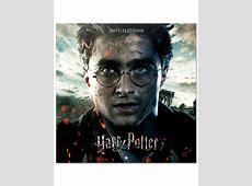 Calendario 2019 30 x 30 cm Harry Potter
