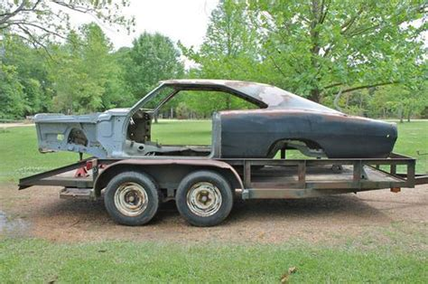 Sell new 1968 Dodge Charger Body Shell Dukes of Hazzard