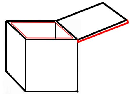 draw cubes boxes  easy step  step drawing