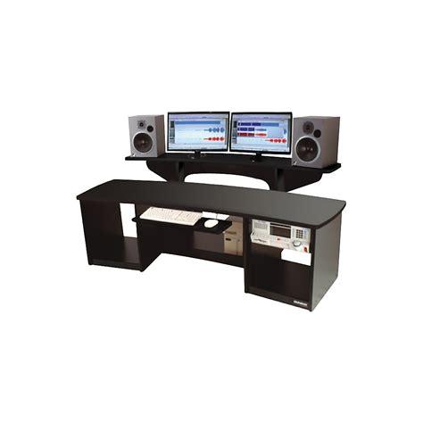 Omnirax Presto 4 Studio Desk Mahogany by Omnirax Upc Barcode Upcitemdb