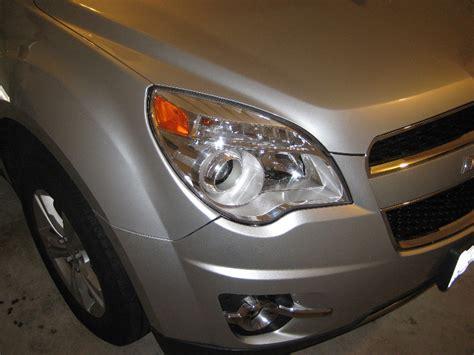 gm chevrolet equinox headlight bulbs replacement guide 001