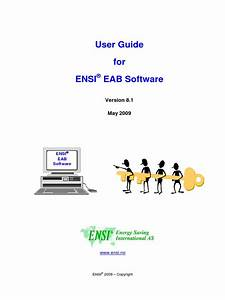 Ensi Key Number User Guide