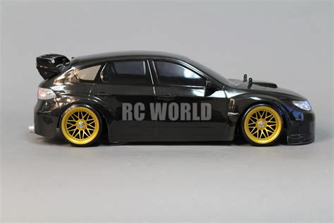 Sti Rc Car by Custom Tamiya 1 10 Rc Car Subaru Impreza Sti Drift L E D