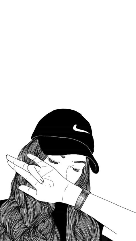 Drawing manga girl, manga character with angie art manga. Teenage Girl Drawing wallpaper by CuteCookieChibi - 3c ...