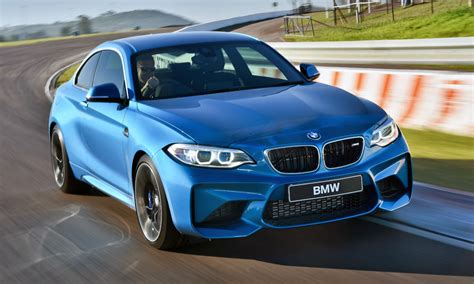 Video Bmw M2 Track Test  Car Magazine