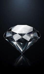 iPhone wallpaper diamond in 2020   Diamond wallpaper ...