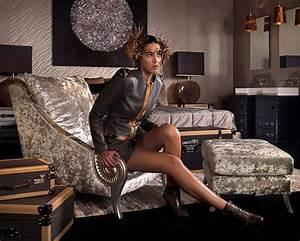 Exklusive Sofas Und Couches : velvet sofas and armchairs from coleccion alexandra ~ Bigdaddyawards.com Haus und Dekorationen