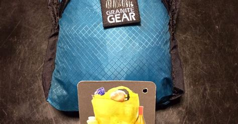 walker エコバッグgranite gear air grocery bag購入