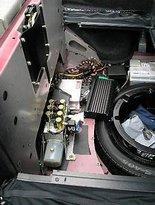2001 Clk 320 Top Hydraulic Reservoir And Temperature  Time