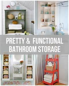 apartment bathroom storage ideas pretty functional bathroom storage ideas the inspired room