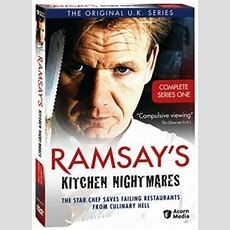 Ramsay's Kitchen Nightmares  Series 1 By Acorn Media