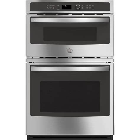 ge profile  cleaning  steam convection microwave wall oven combo stainless steel
