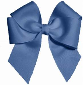 Baby Blue Bow | Free Images at Clker.com - vector clip art ...