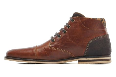 Bullboxer Motle Lace-up Shoes In Brown At Sarenza.co.uk