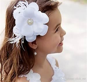 New Flower Girl Hair Accessories Children Tiaras Fashion