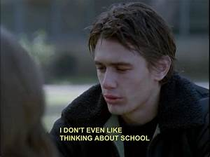 I don't even like thinking about school | Story of MY Life ...